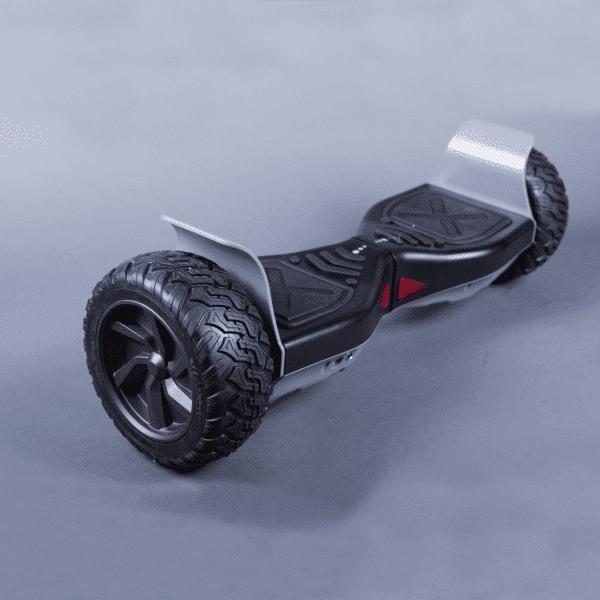 Hoverboard čierny x3 bočná strana
