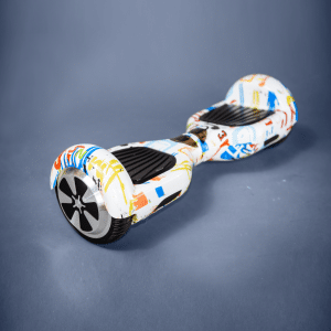 Hoverboard kolonožka crazy bočná strana detail
