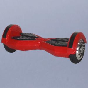 Hoverboard lamborghini 8 červený červený bočná strana pravá