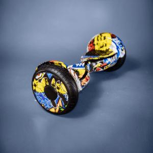 Hoverboard segway 10,5 offoroad grafitti bočná strana