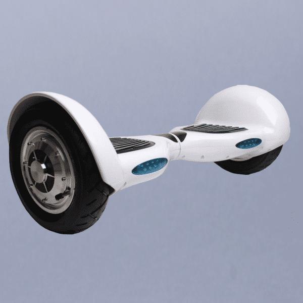 Ultra scooter biely 10 bočná strana