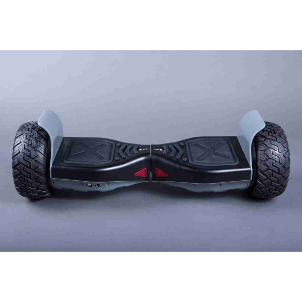Hoverboard čierny x3 predná strana