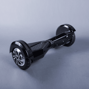 Hoverboard kolonožka 8 čierna bočná strana