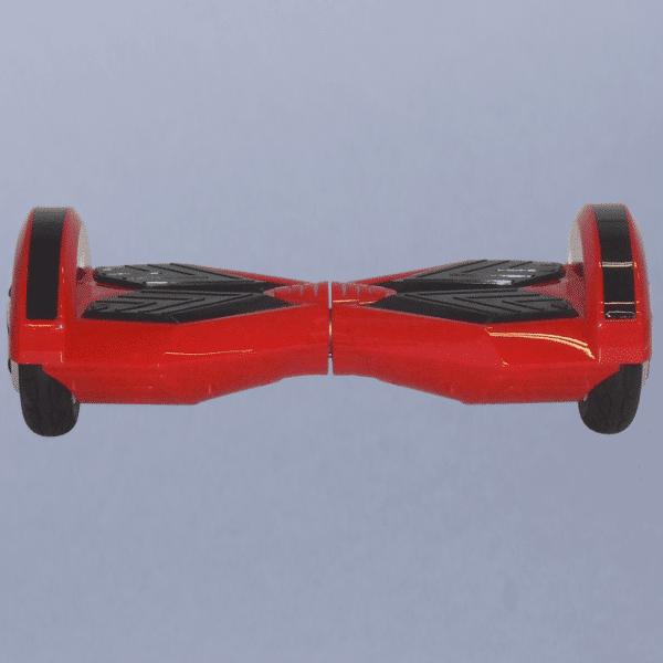 Hoverboard lamborghini 8 červený predná strana